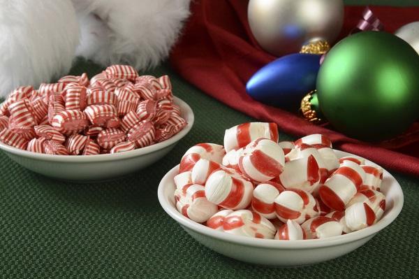bomboane de Craciun pentru ornament