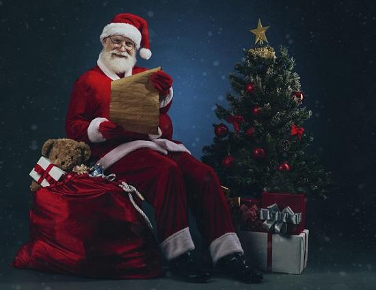 Poezie Santa