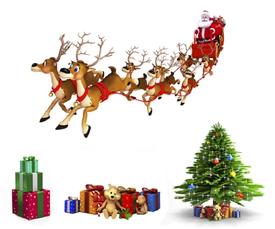 Poezie Santa is coming