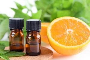 Ulei de portocale in sticlute