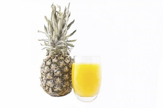 Ananas si suc de ananas