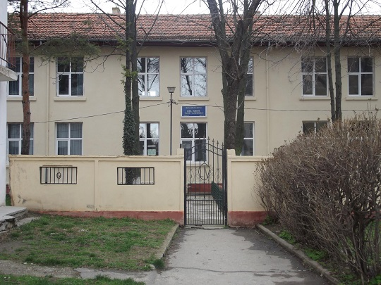 Liceul Teoretic Tudor Vladimirescu din Draganesti Olt