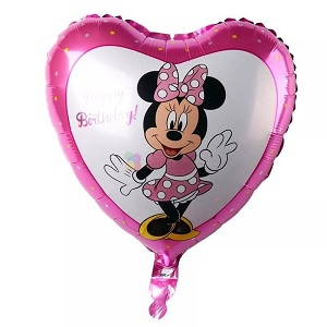 Balon folie cu Minnie