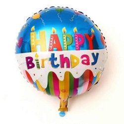 Balon pentru o petrecere aniversara