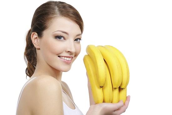 Bananele diminueaza stresul si ne confera o stare de bine