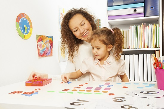 Putem copii de succes daca-i ajutam sa deprinda notiuni matematice de la o varsta frageda