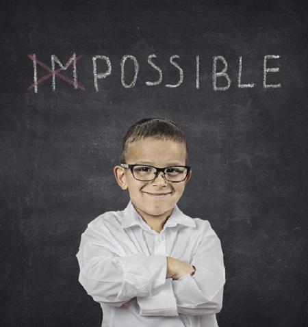 Parintii il invata pe copil ce inseamna ideea de succes