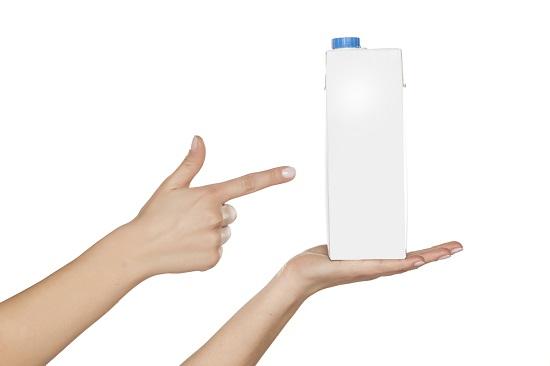 Laptele poate fi folosit pentru albirea naturala a rufelor