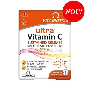 Supliment alimentar de vitamina C