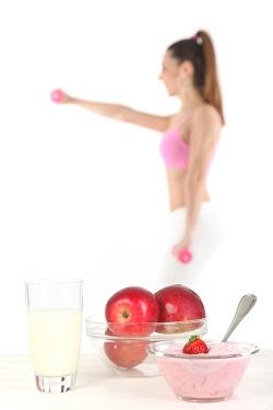 O dieta pe baza de iaurt ne va ajuta sa avem muschi si oase puternice