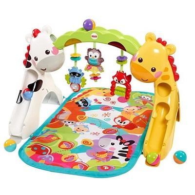 Jucarii de plastic pentru bebelusi