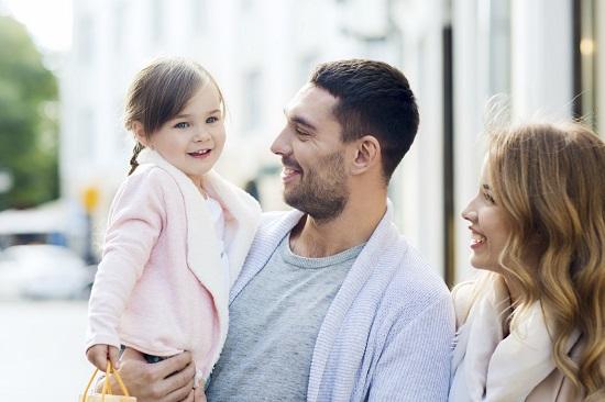 Copilul adoptat se simte integrat in noua sa familie