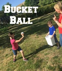 Actvitatea cu minge: un  alt fel de baschet
