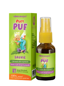 PufyPuf Salvie spray