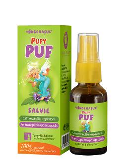PufyPuf Salvie spray
