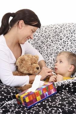 Sfat de la specialistii in psihologia copilului bolnav: vorbeste cu copilul despre boala lui