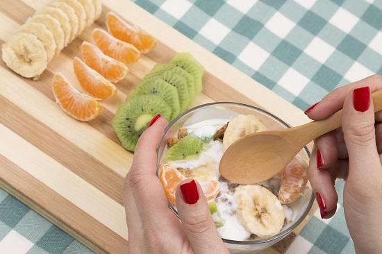 Cerealele cu fructe-o gustare potrivita pentru alaptare