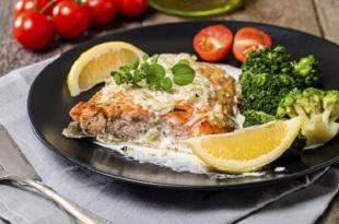 Somonul poate face parte din meniul ideal din perioada alaptarii