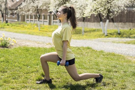 Exercitii fizice speciale pentru imbunatatirea aspectului sanilor dupa alaptare