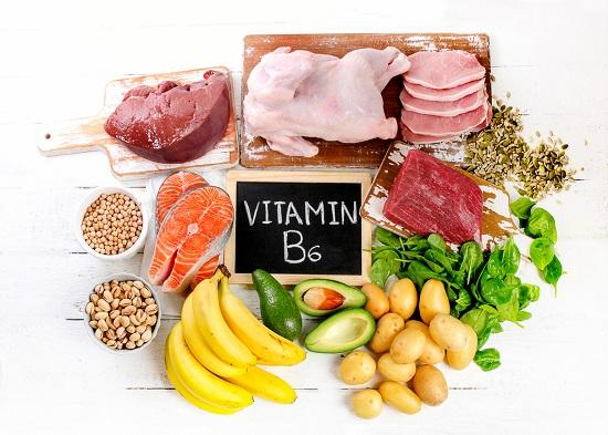 Alimente ce contin si vitamina B6