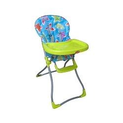 Scaun de masa bebelusi, cu reazem pentru picioare