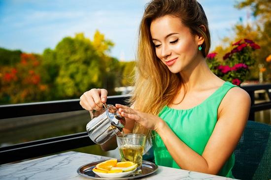 Ceaiul verde poate fi daunator in timpul alaptarii