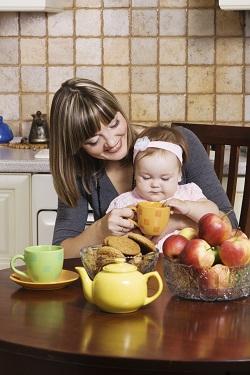 Anumite ceaiuri sunt permise in timpul alaptarii
