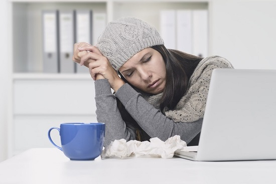 Simptome ale alergiei la frig