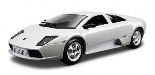Masinuta Lamborghini alba