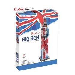 Puzzle 3 D Big Ben