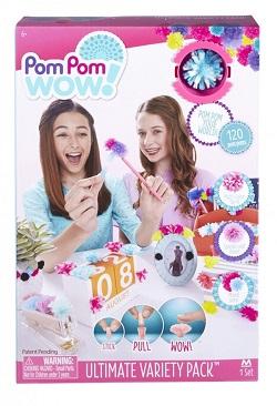 Set de creatie Pom Pom