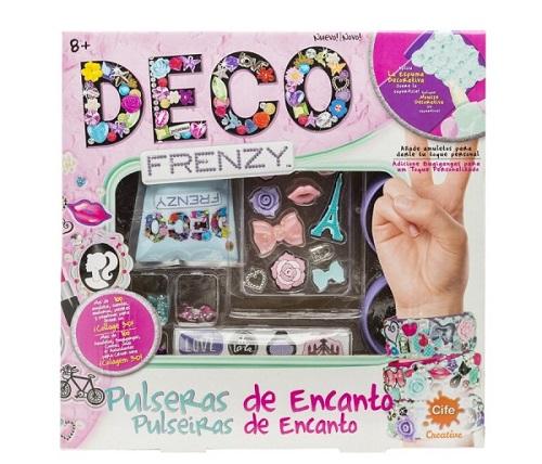 Set pentru decorat bratari,  Deco Frenzy