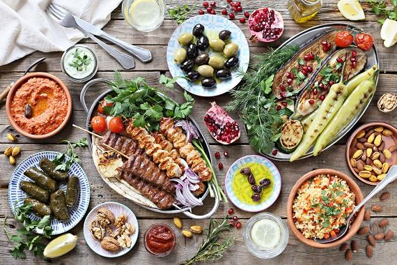Alimente care pot face parte dintr-o dieta de tip mediteranean