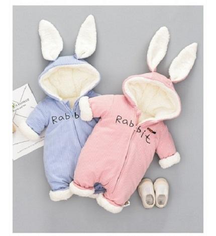 Combinezon copii Cute Rabbit