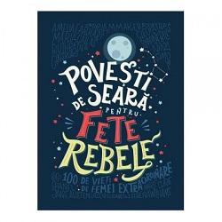 Carte Povesti de seara pentru Fete rebele