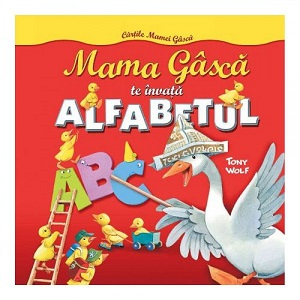 Carte Mama  Gasca te invata Alfabetul