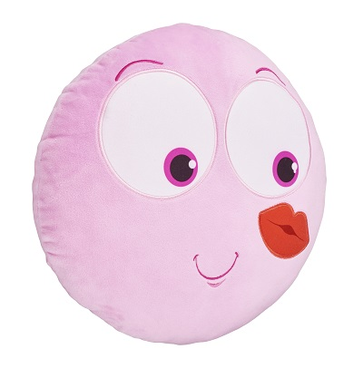 Pernuta roz, care exprima afectiunea