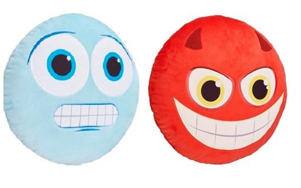 Pernute colorate, ce exprima diferite emotii