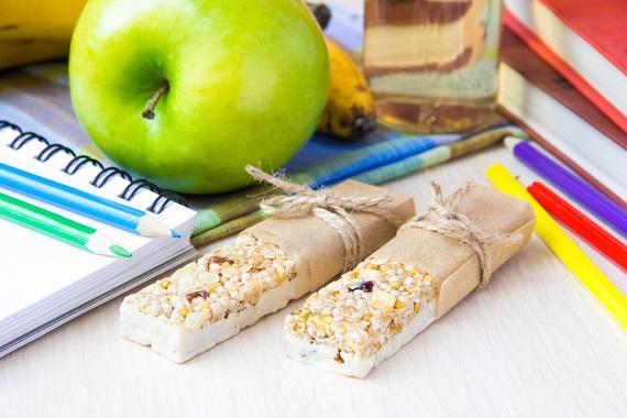 Batoane din cereale, homemade