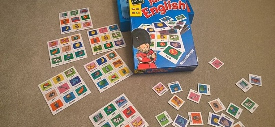 Bingo in limba engleza