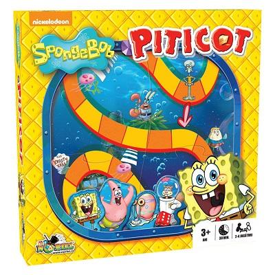 Joc de familie Piticot