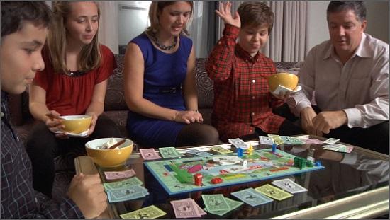 Joc de familie:Monopoly