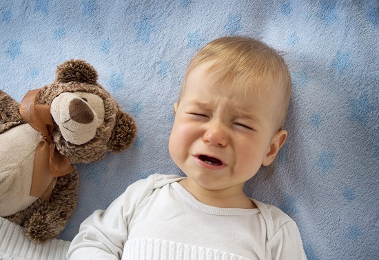 De ce bebelusii nu au lacrimi cand plang?