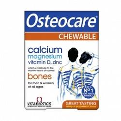 Osteocare comprimate masticabile