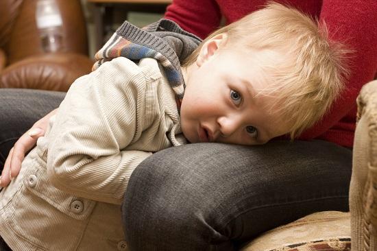 Dovada de iubire din partea copilului- te vede ca pe un salvator