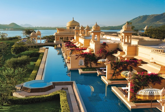 Piscina din Udaipur, India