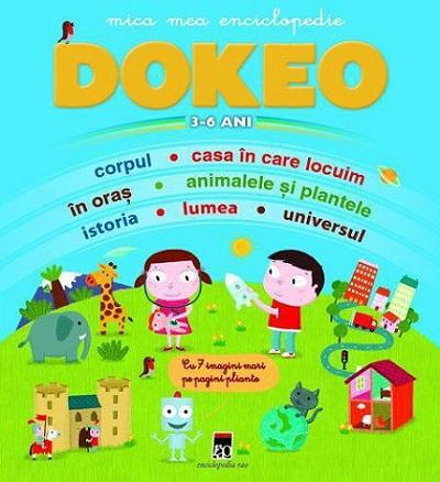 DOKEO-Enciclopedie pentru copii