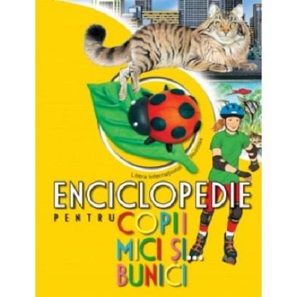 Enciclopedia Pentru copii mici si bunici