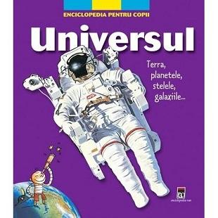 Enciclopedie pentru copii-Universul