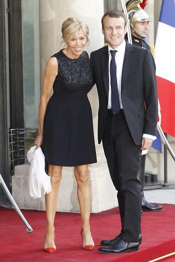 Cuplul prezidential francez